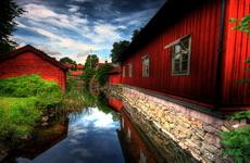 enterprise- Red-houses -