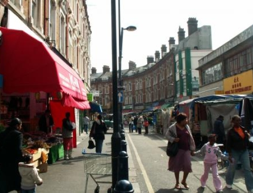 Do Black People Feel Excluded From Brixton?
