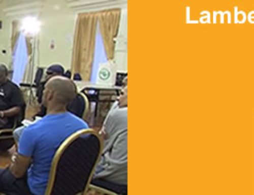 The changing needs of the community and voluntary sector – Lambeth